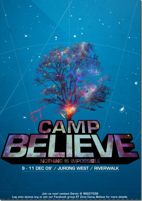 camp believe