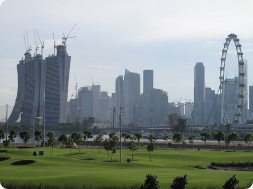 marina bay golf