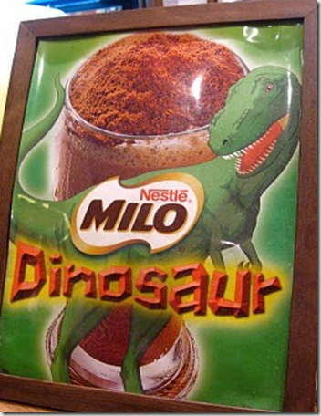 milo dinosaur