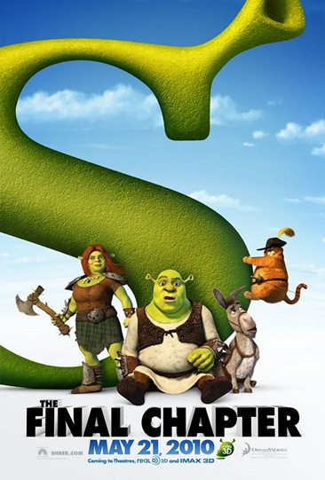 shrek forever after final poster thumb May Day Family Fiesta