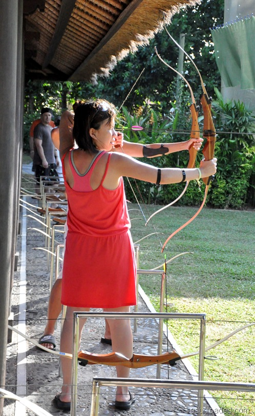 archery thumb Club Med Review