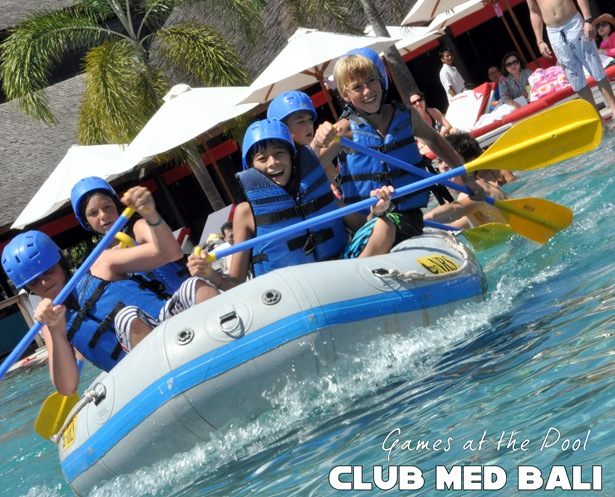 poolgames thumb Club Med Review