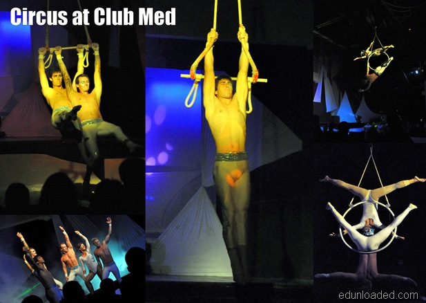 circus club med