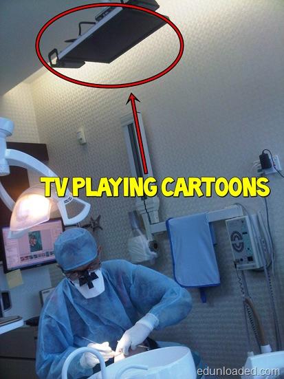 child friendly dentist