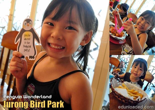 Hawk Cafe Jurong Bird Park Menu