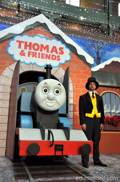 thomas and fat controller