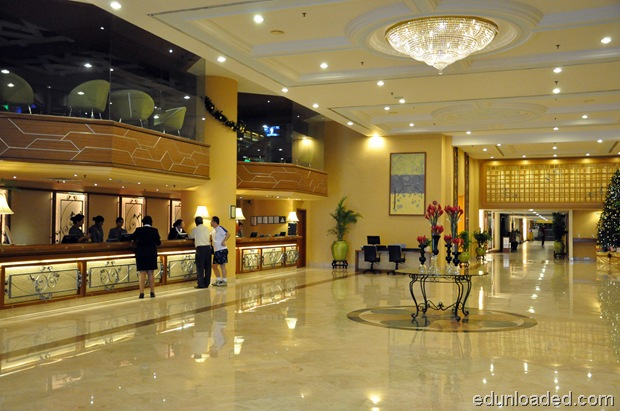cititel penang lobby